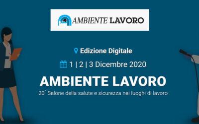 Convegno Ambiente Lavoro 2020